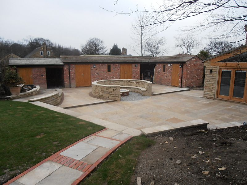 Mirfield extension firepit8